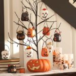 украшение дома на хэллоуин виды идеи