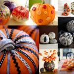украшение дома на хэллоуин идеи фото