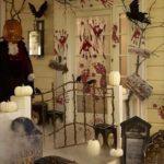 украшение дома на хэллоуин виды дизайна