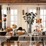 украшение дома на хэллоуин фото идеи