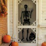 украшение дома на хэллоуин дизайн
