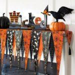 украшение дома на хэллоуин дизайн фото