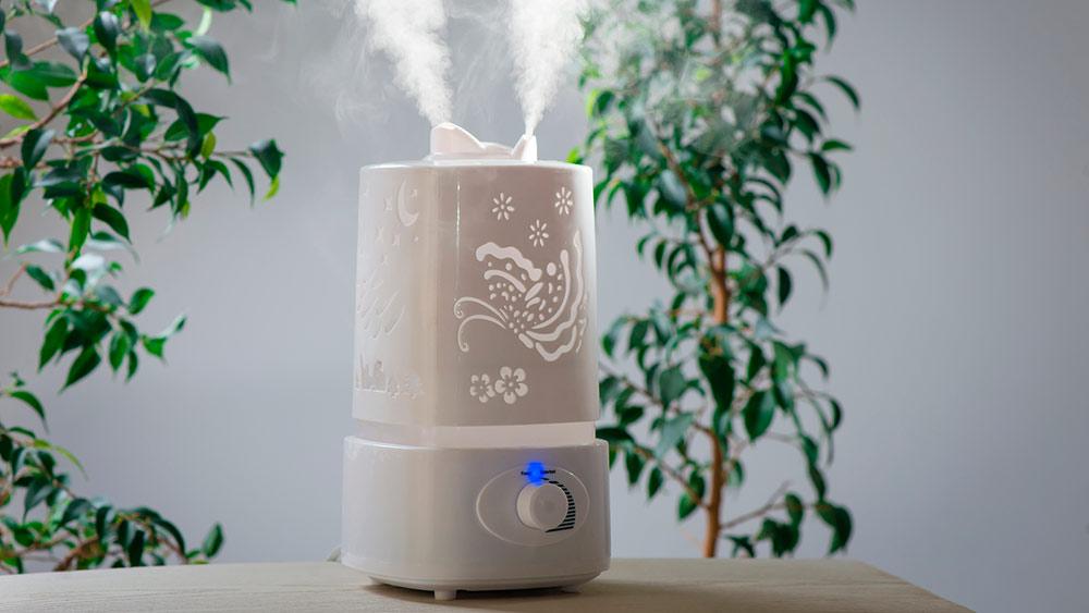 увлажнитель воздуха естественного испарения