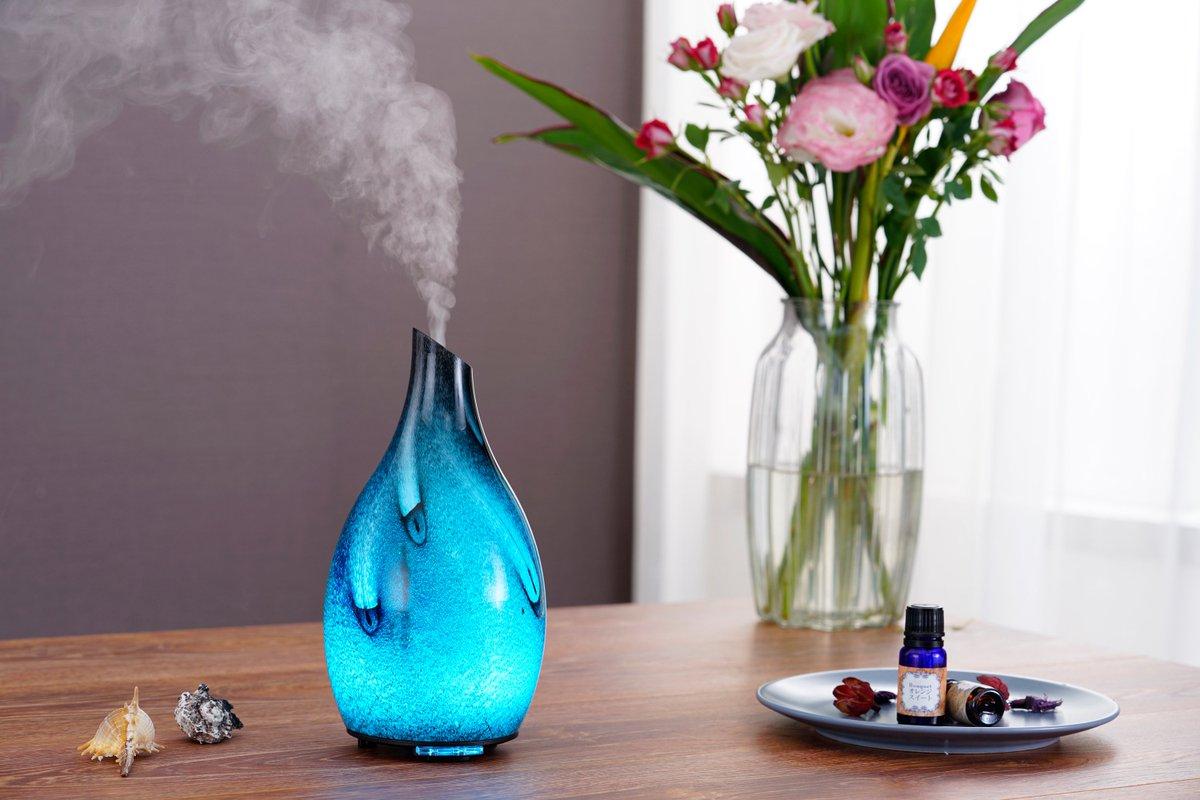 увлажнитель воздуха с ароматизацией фото