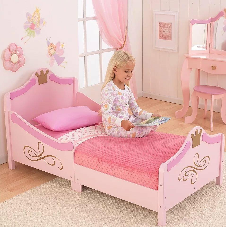 уютная комната для девочек