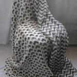 кресло накидка крючком