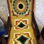 кресло накидка