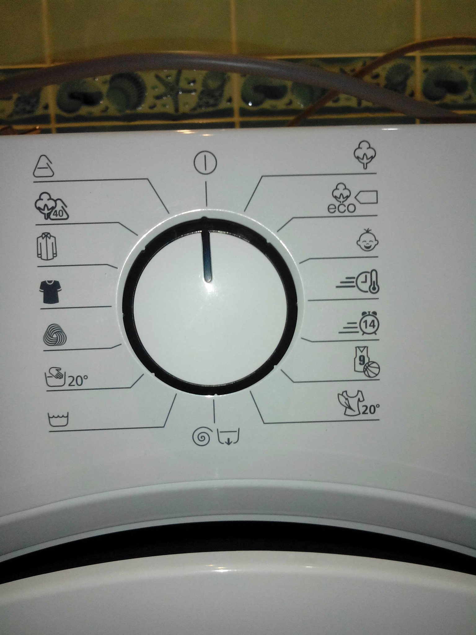 обозначения на стиральных машинах