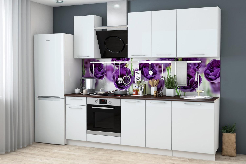 кухонный гарнитур глянец фото курсор левую