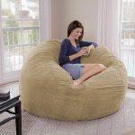 чехол для кресла круглого