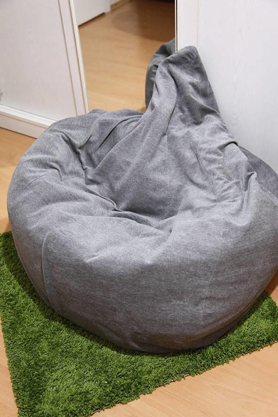 стирка чехла для кресла
