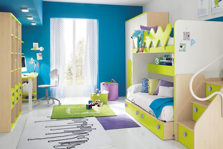 детская для двоих детей дизайн