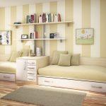 детская комната для двоих детей идеи дизайн