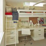 детская комната для двоих детей декор