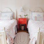 детская комната для двоих детей интерьер