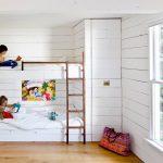детская комната для двоих детей интерьер фото