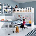 детская комната для двоих детей интерьер идеи