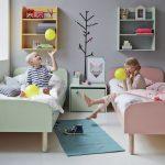 детская комната для двоих детей оформление фото