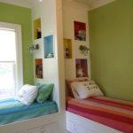 детская комната для двоих детей виды идеи
