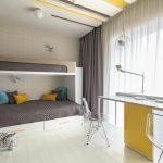 детская комната для двоих детей идеи виды
