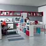 детская комната для двоих детей дизайн фото