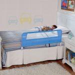 детская кровать с бортиками идеи декора