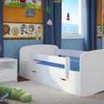 детская кровать с бортиками фото оформления