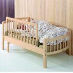 детская кровать с бортиками идеи вариантов