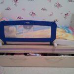детская кровать с бортиками фото видов