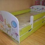 детская кровать с бортиками обзор