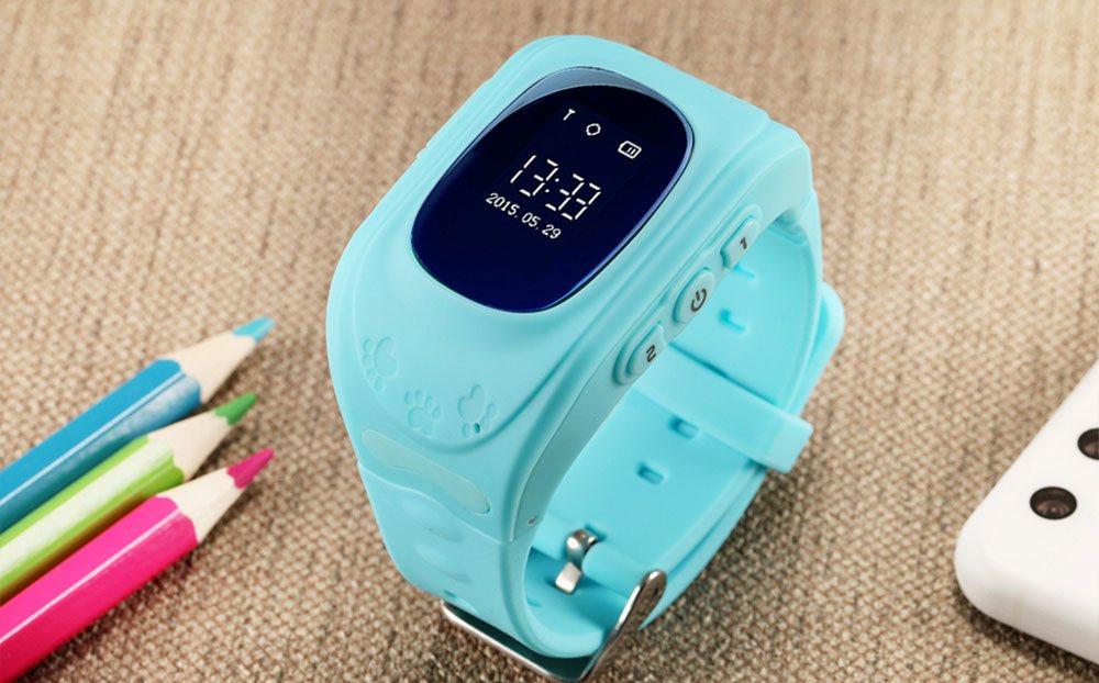 детские умные часы дизайн