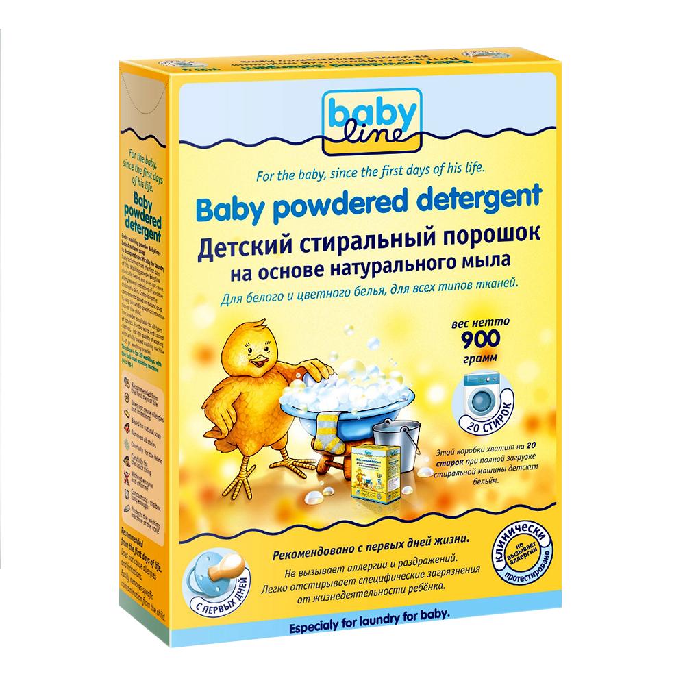 порошок для младенцев