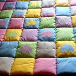 детское одеяло фото