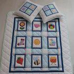 детское одеяло фото декора