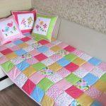 детское одеяло фото оформление