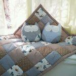 детское одеяло виды