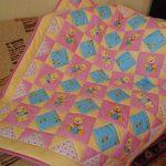 детское одеяло фото видов