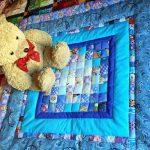 детское одеяло виды декора