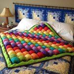 детское одеяло виды оформления