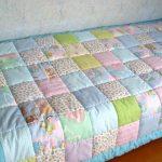 детское одеяло варианты оформления