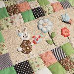 детское одеяло дизайн фото