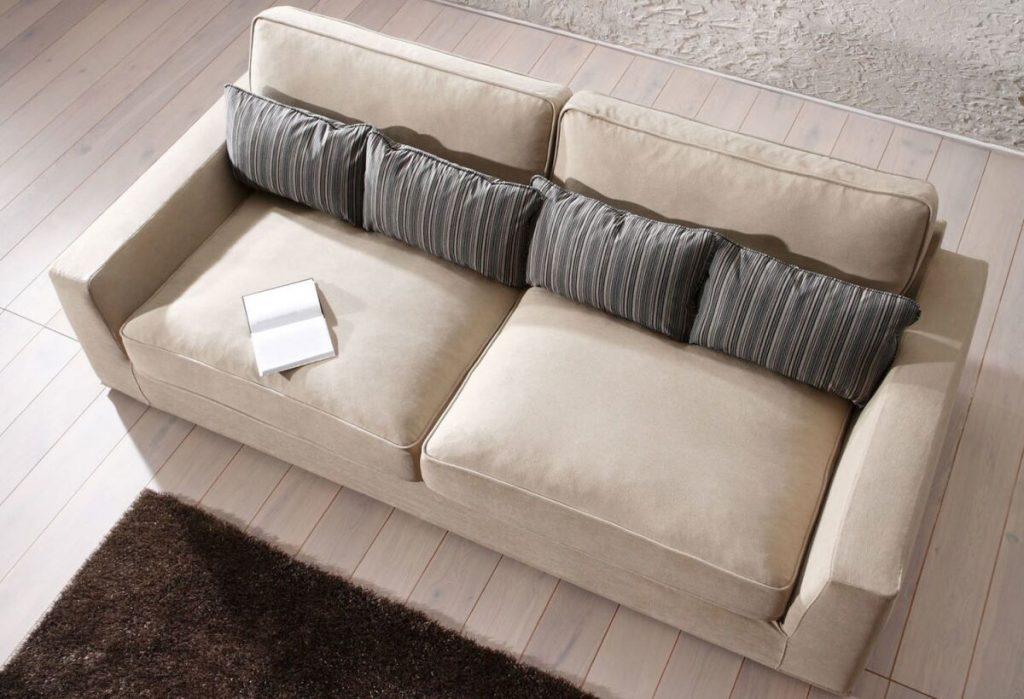 диван из синтетического поролона