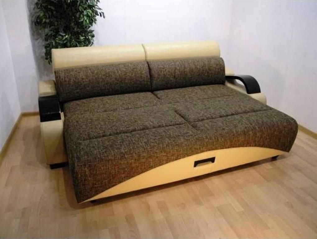 диван с механизмом тик так в интерьере