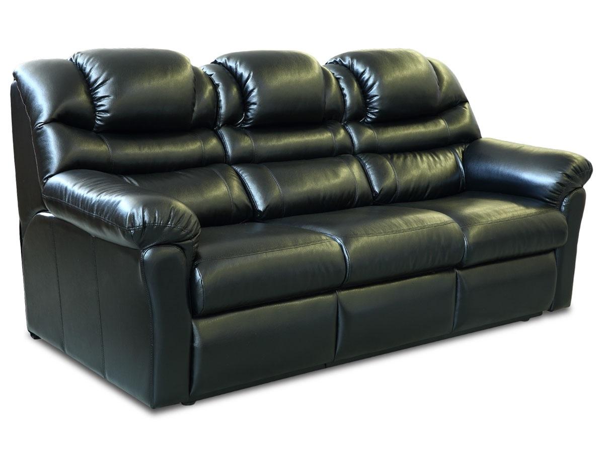 кожаный диван седафлекс
