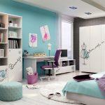 особенности и нюансы оформления комнаты для девушки