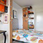 узкая комната для ребенка