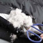 как сушить одежду с биопухом