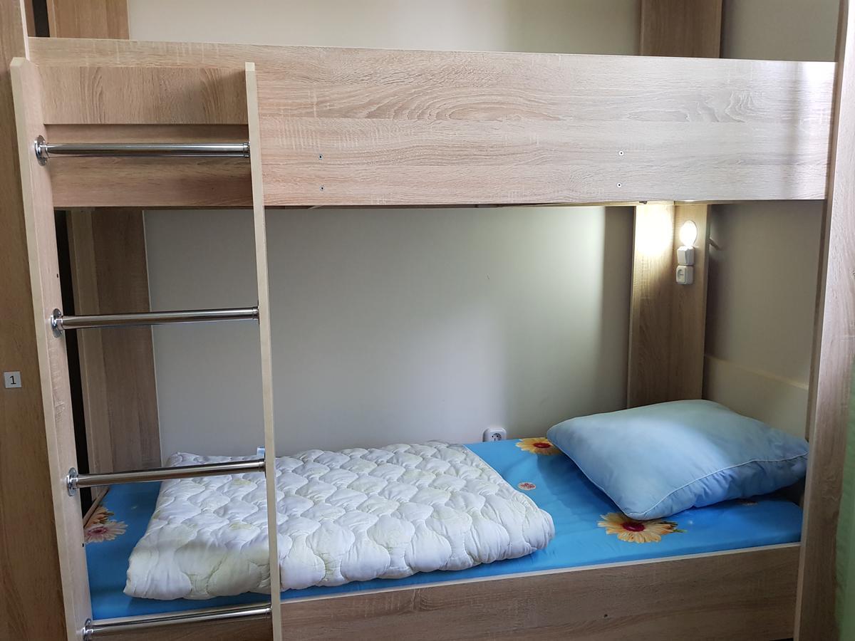 ассортимент двухъярусных кроватей
