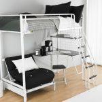 кровать двухъярусная функции