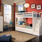 кровать двухъярусная для посетителей